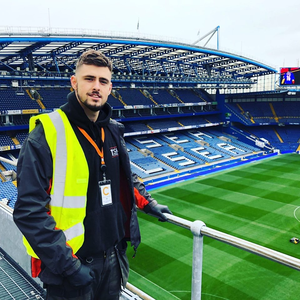 1st Call Drain Clearance at Chelsea FC